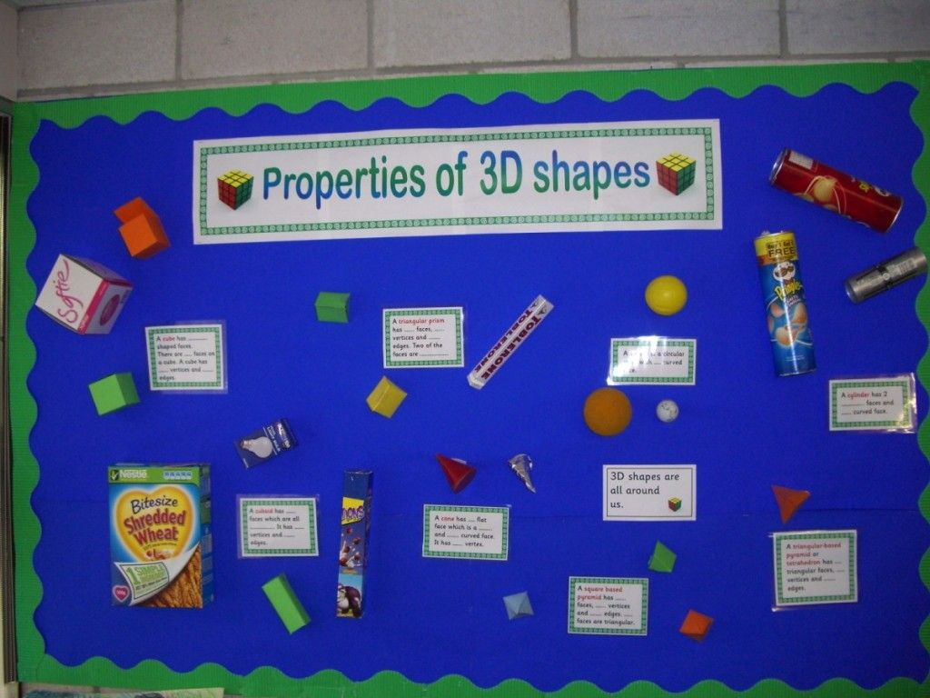 Properties Of 3d Shapes