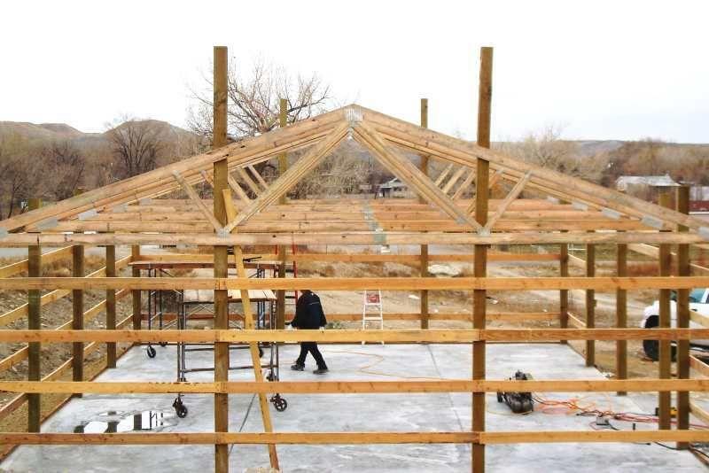 Easy Pole Barn Designs POST FRAME GARAGE PLANS Home Plans Amp Home Design The Farm