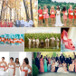Wedding theme ideas by color  turquoise and coral wedding theme  The Start of Forever with you uc