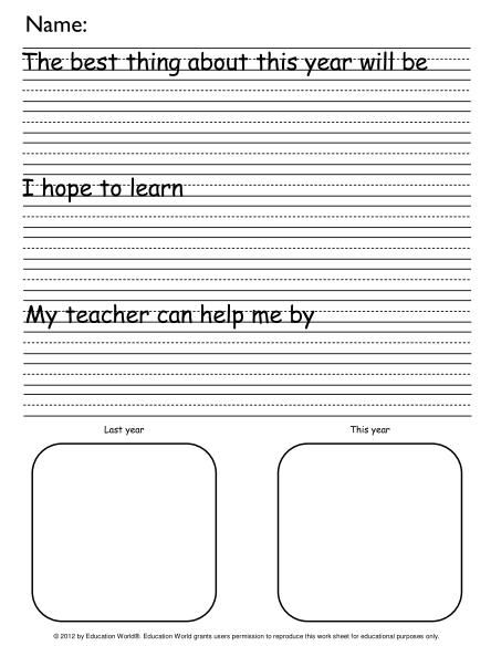 writing new year templates