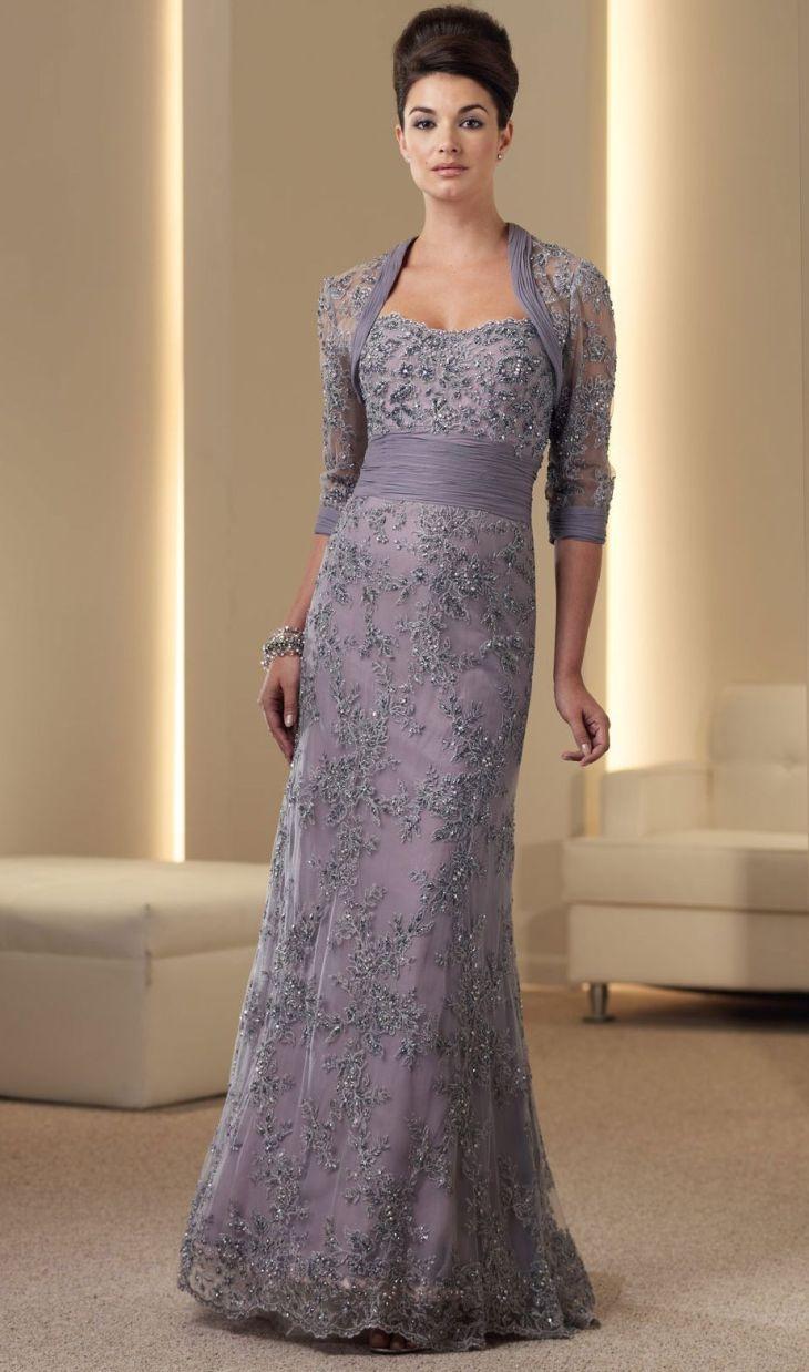Mother Of The Bride Dress  gownMon Cheri  Pinterest  Bride