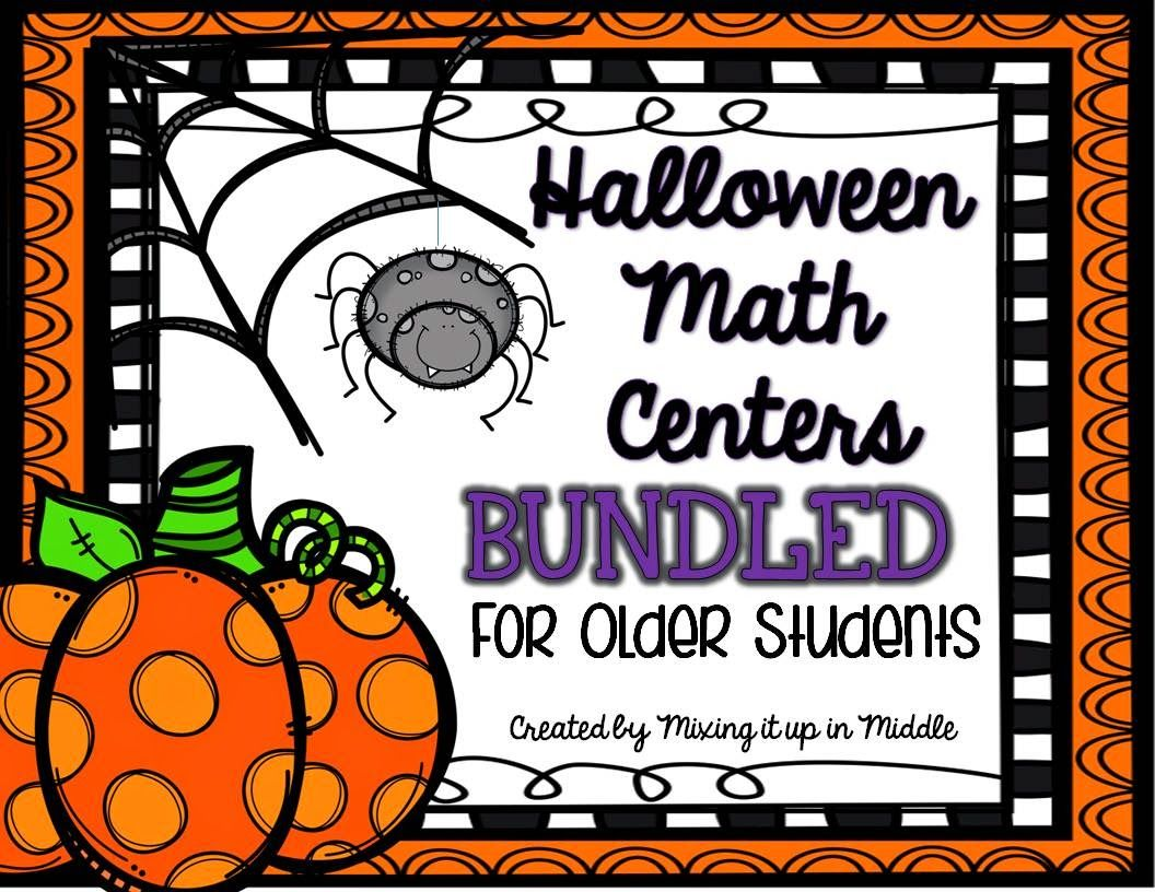 5 Math Centers For Older Students Bundled Gcf Decimals Coordinate Graphing Distributive