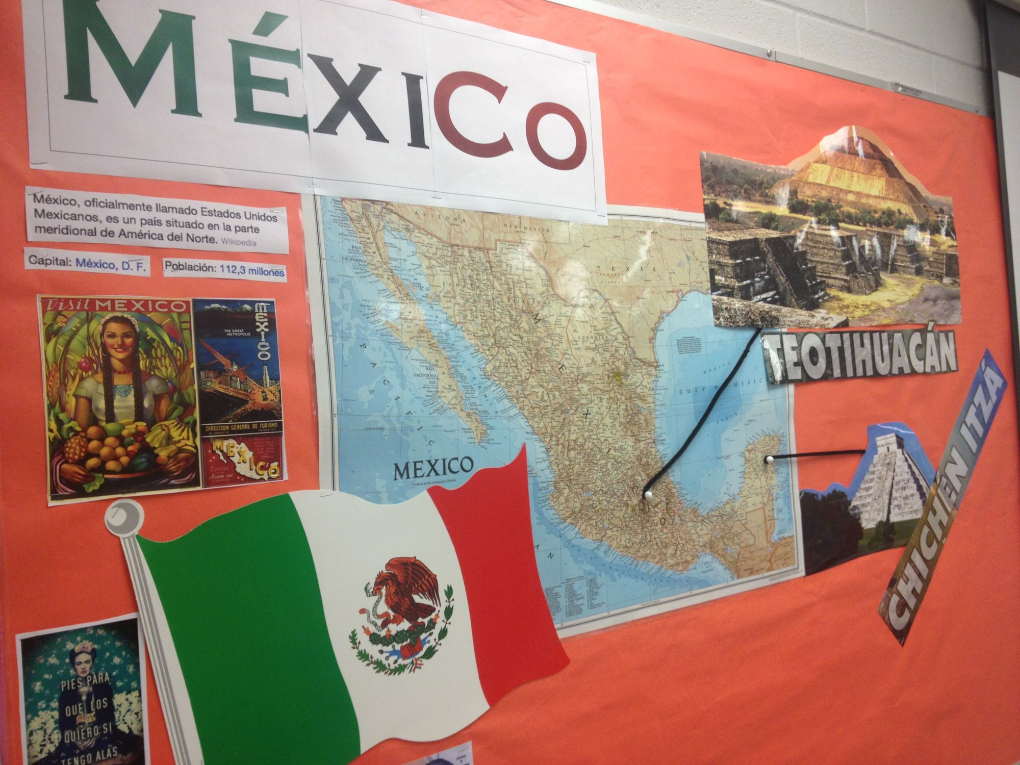 Mexico Bulletin Board