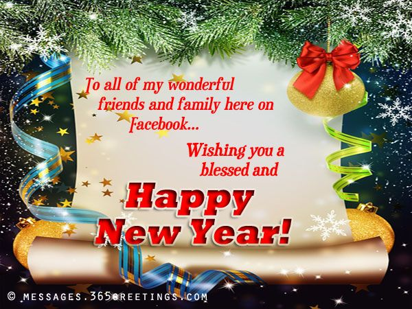 good new year greeting messages