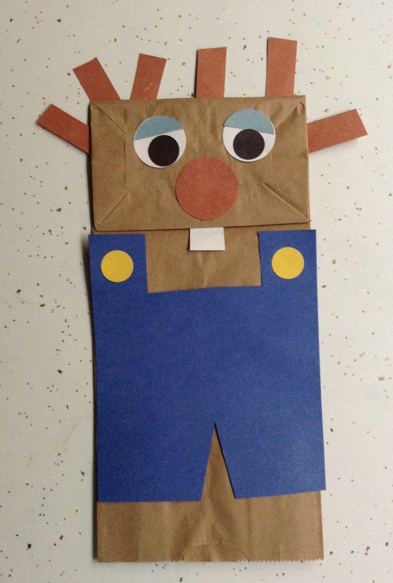 My Very Own Little Critter Creation Puppet