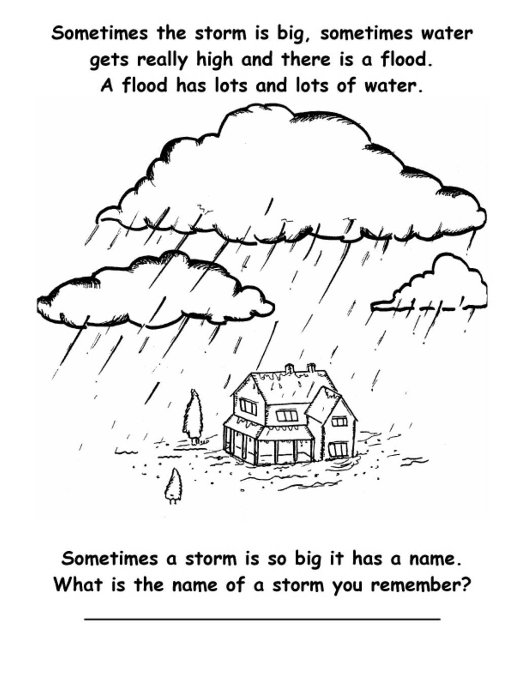 Free Superstorm Sandy Coloring Book Can Help Kids Cope