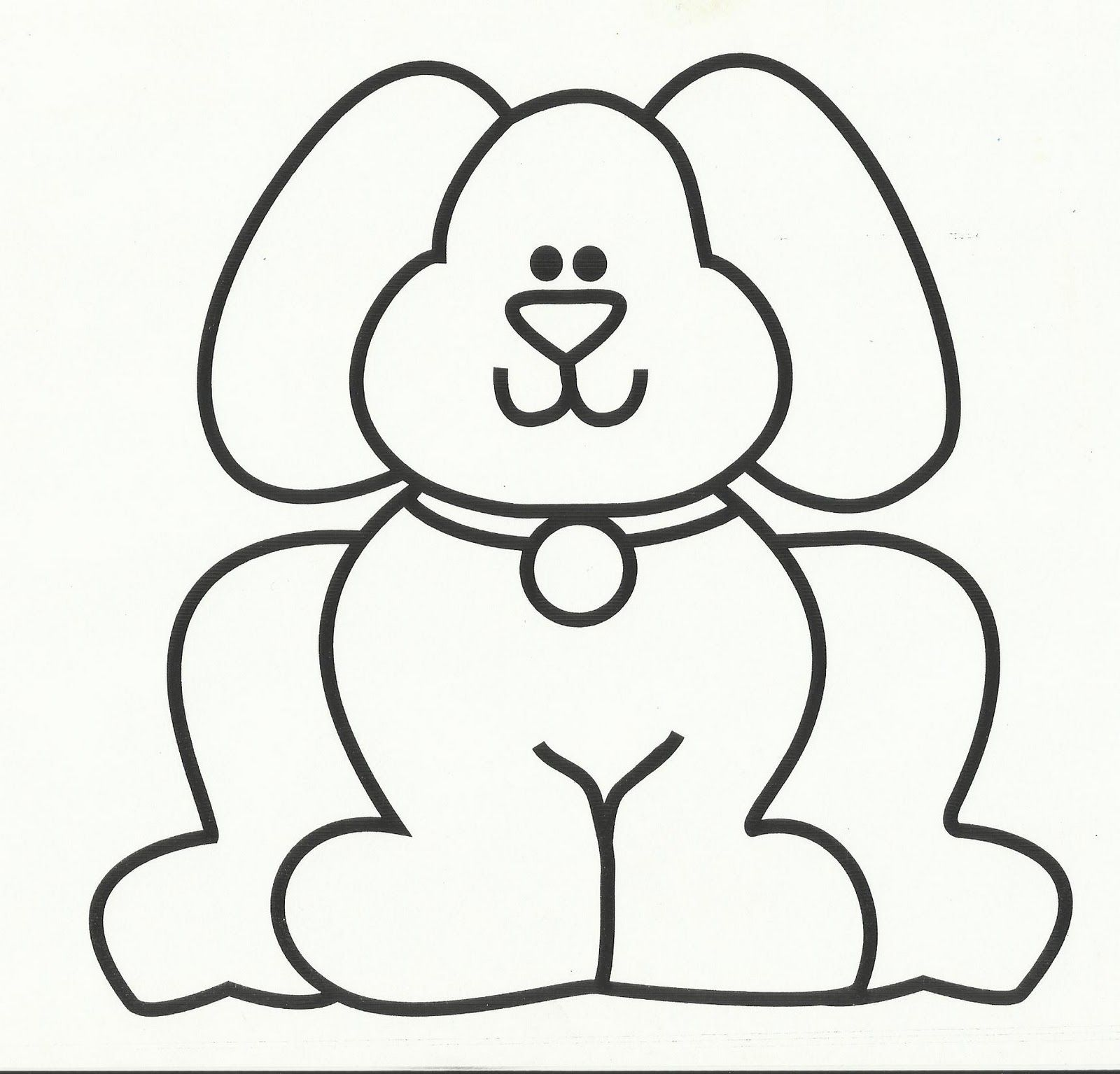 Squish Preschool Ideas Dogs