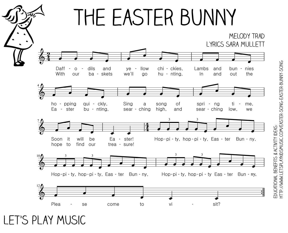 The Easter Bunny Song