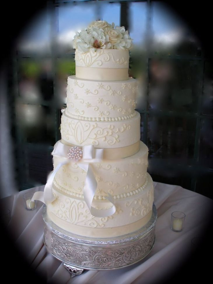 Elegant Wedding Cake Wedding Ideas Pinterest Elegant wedding