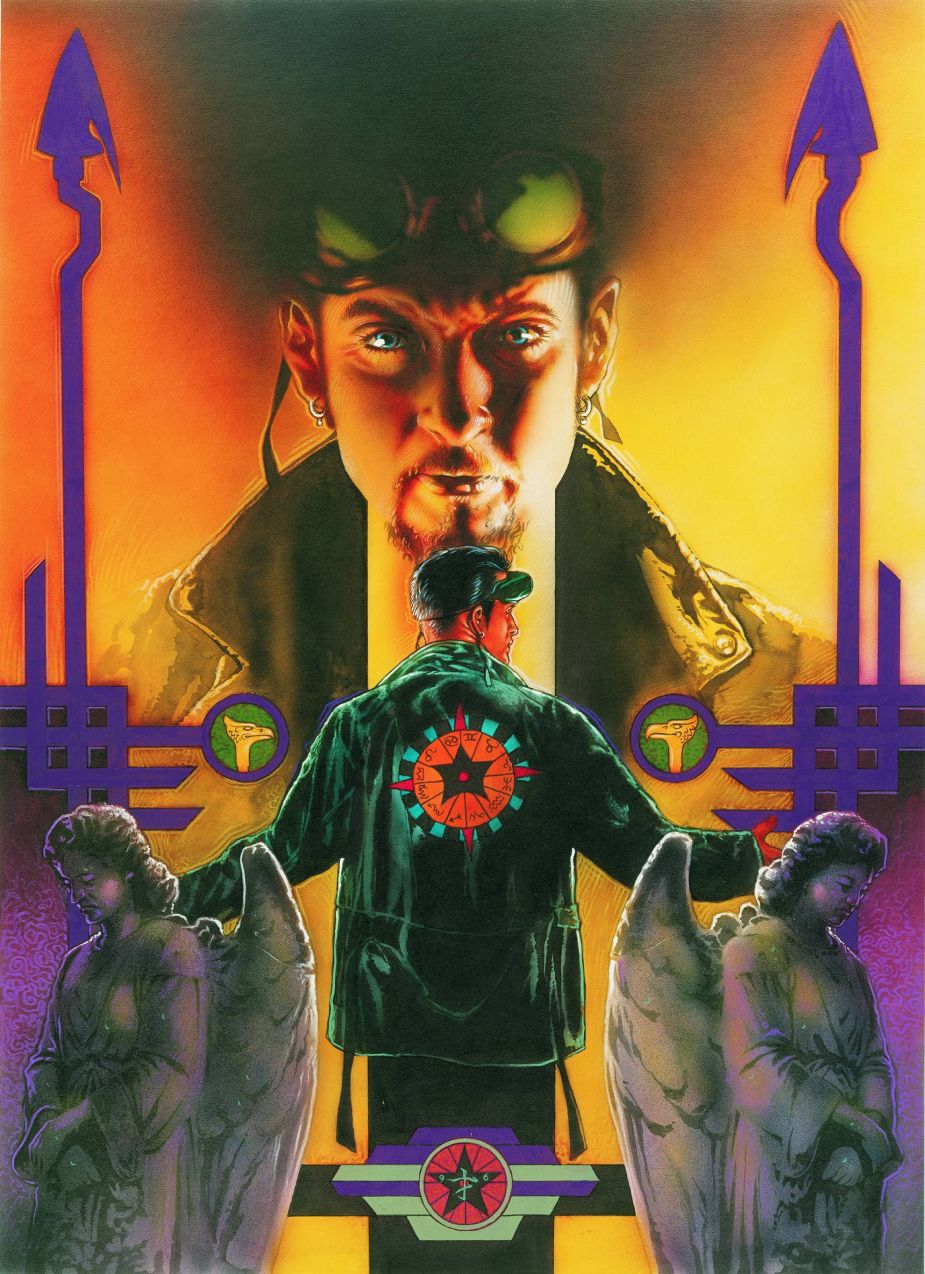 Image result for starman jack knight