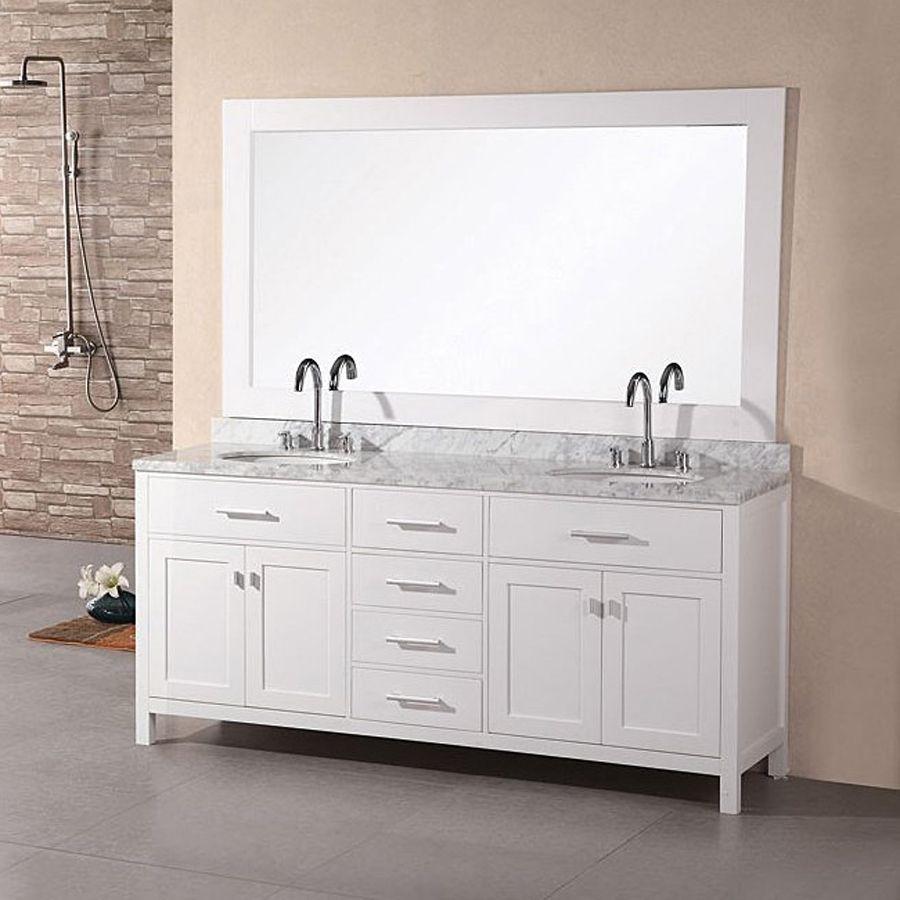 crate and barrel bathroom vanity | bathroom ideas | pinterest