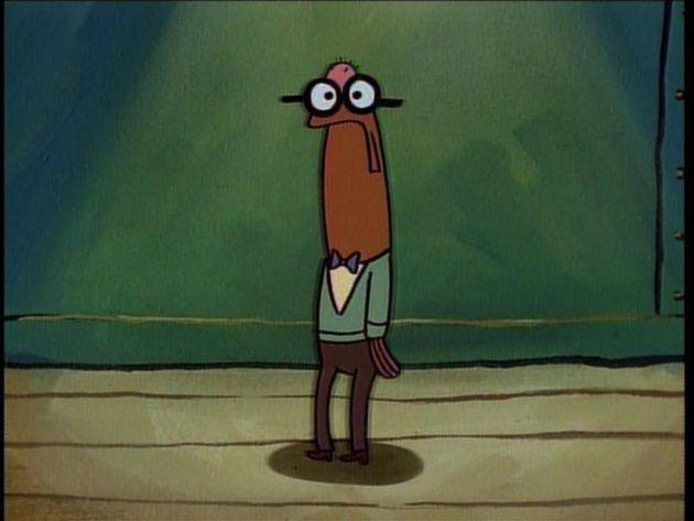 Image result for spongebob awkward fish