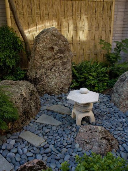 japanese small zen garden Spaces Zen Garden Design, Pictures, Remodel, Decor and