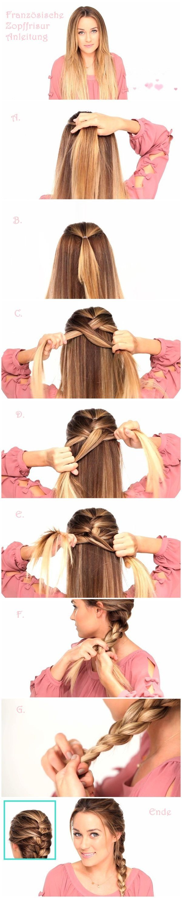 Braid Easy This might help with my hair that loves to slide out of