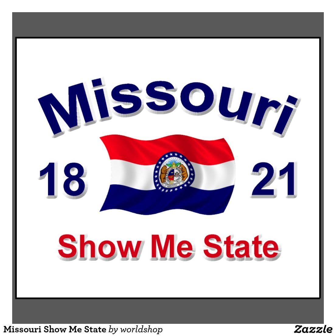 Have You Ever Seen A Car Pass With A Missouri License Plate And Reading The State Motto The