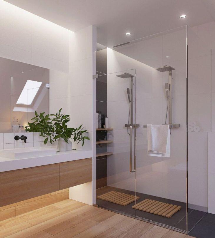 Modern Scandinavian by ZROBYM Architects Bathroom Design