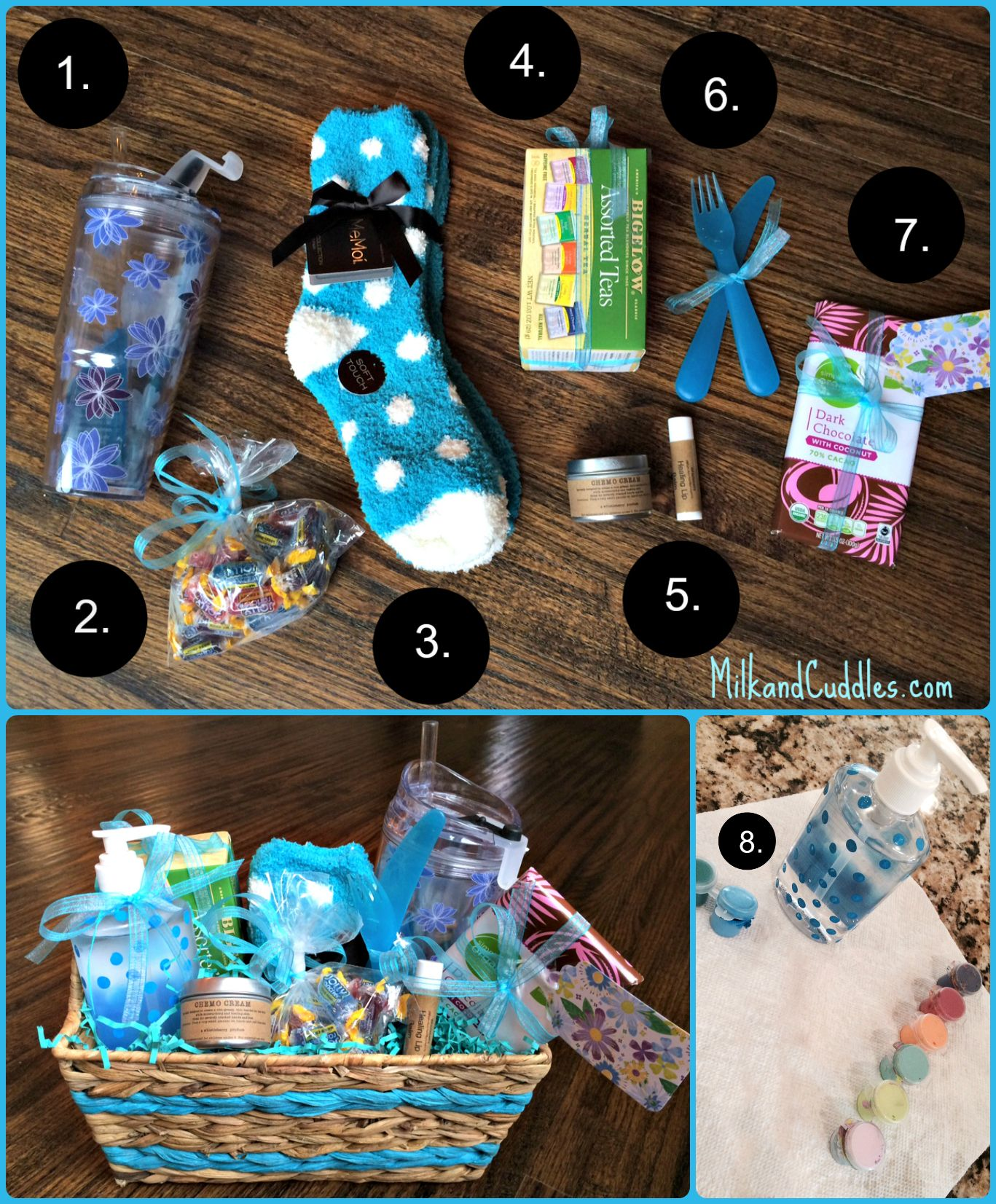 Care Package Ideas For Cancer Patients