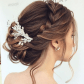 Pin by Sabrina Waha on Wedding Hairstyle Pinterest Low buns