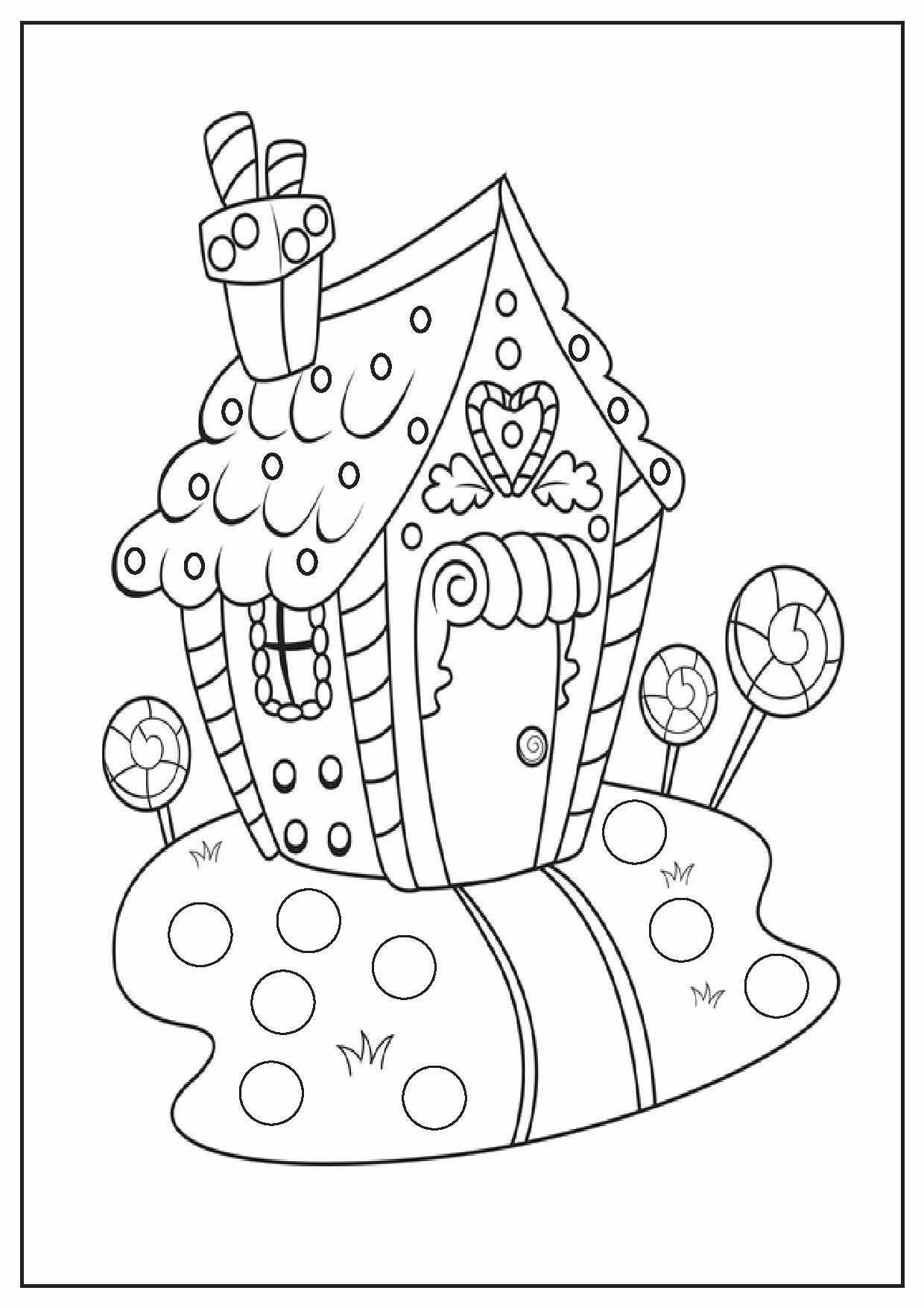 Kindergarten Coloring Sheets