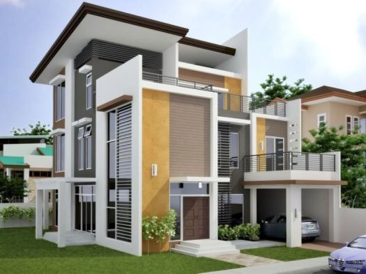 Modern Home Exterior Paint Colors For House Color Combinations Minimalist
