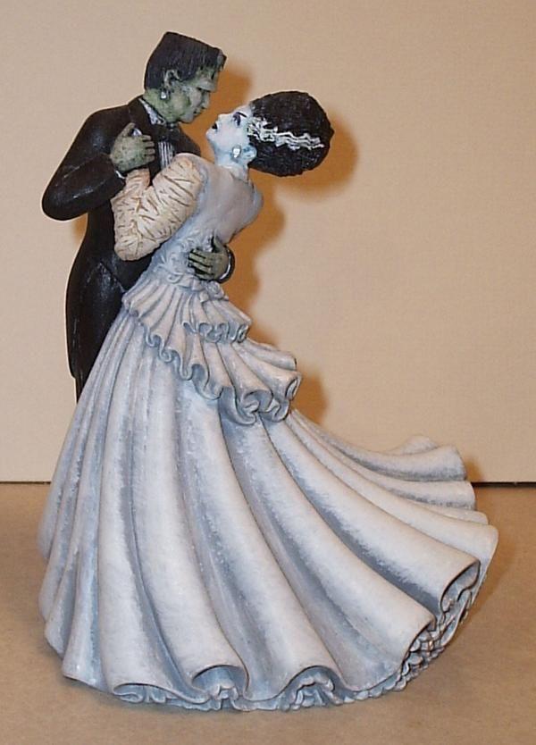 Frankensteins Monster And Bride Of Frankensteins Monster