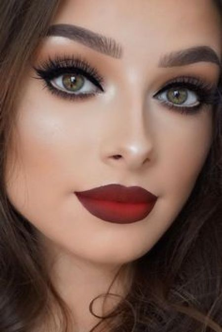 Resultado de imagen de smokey make up