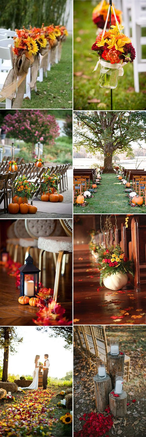 Genius Fall Wedding Ideas Youull Love to Try  Decoration