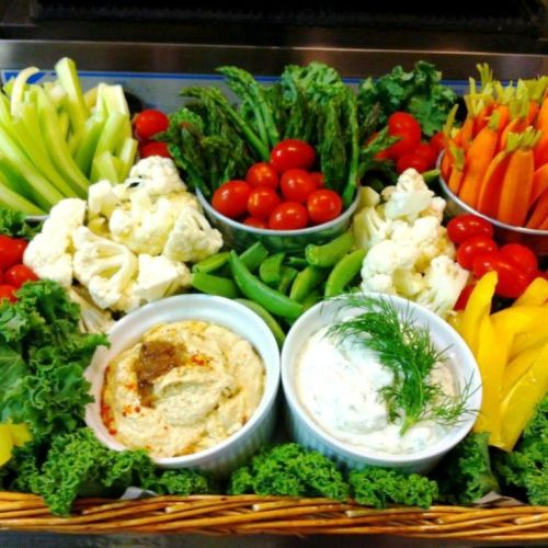17 Best ideas about Vegetable Tray Display on Pinterest | Veggie
