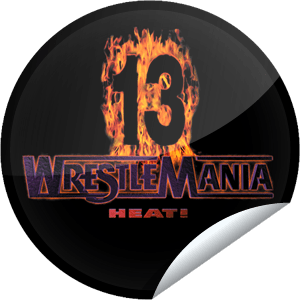 Image result for wrestlemania 13 transparent logo