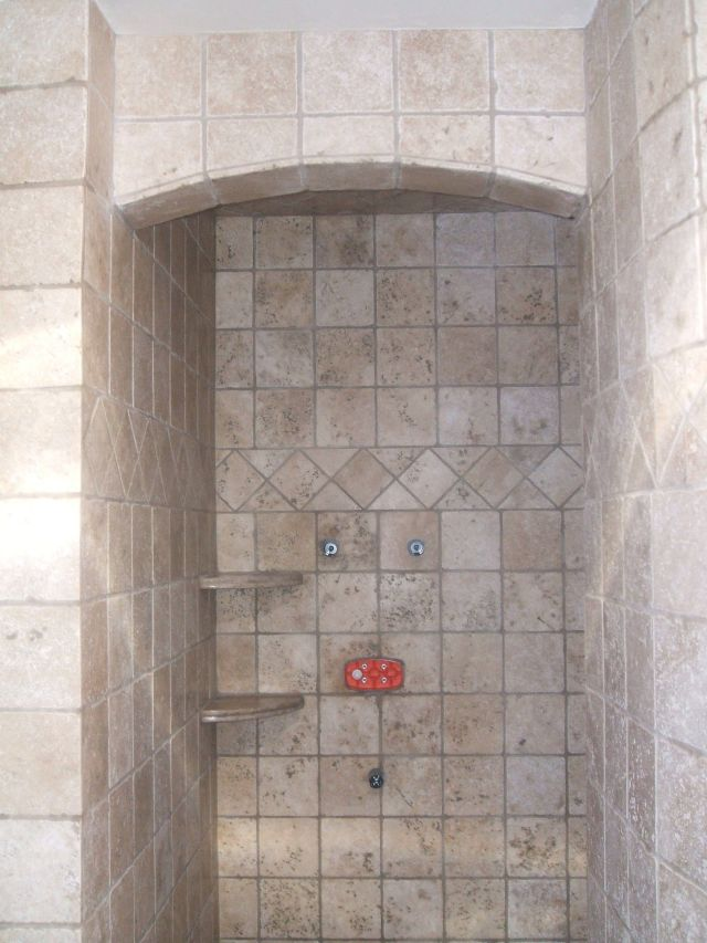 Shower Tile Ideas For Small Bathrooms Bathroom Good Looking Brown