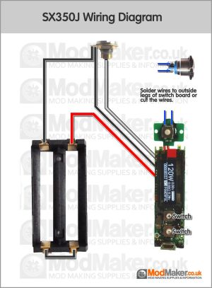 SX350J Wiring Diagram | vapesmods | Pinterest | Vape