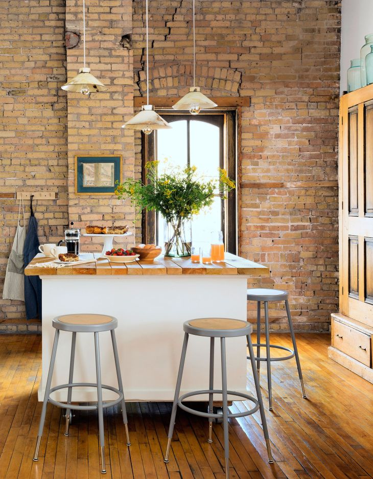 Great Ideas for Kitchen Islands Farmhouse style Minneapolis