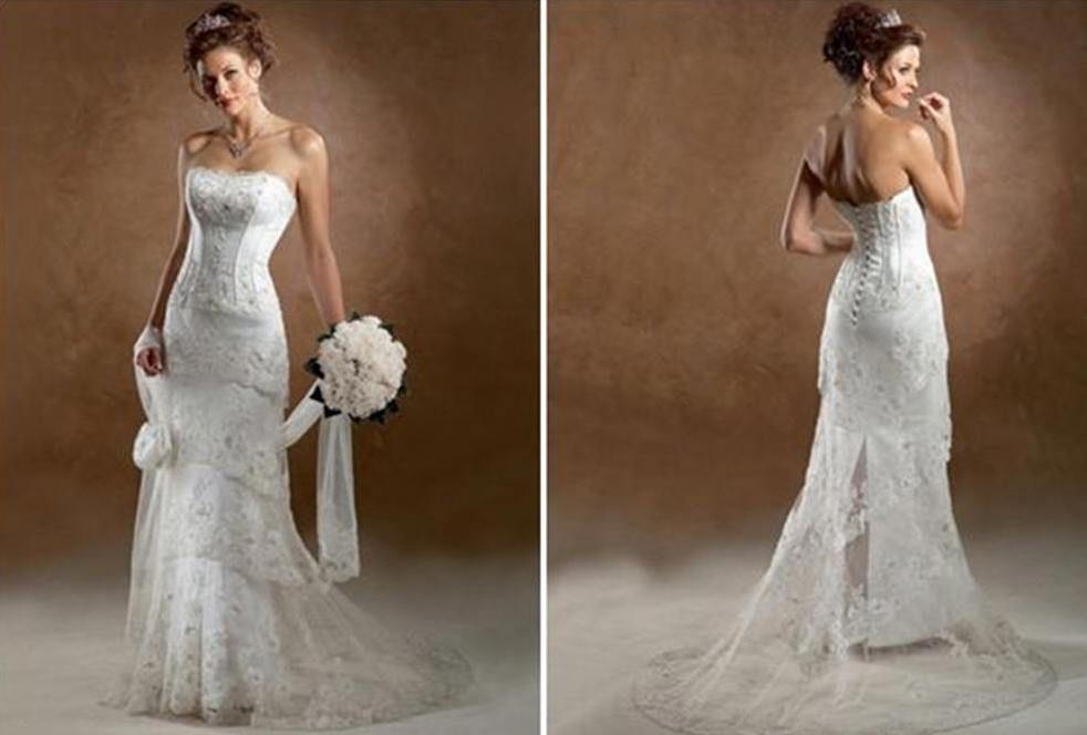 Best 25+ Corset Wedding Dresses Ideas On Pinterest