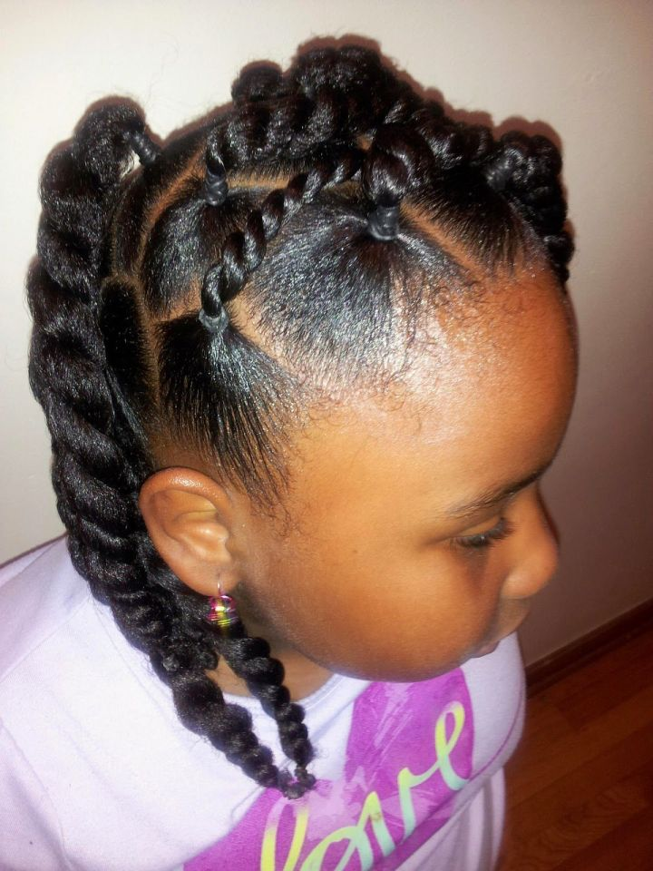 natural kids hairstyles Google Search