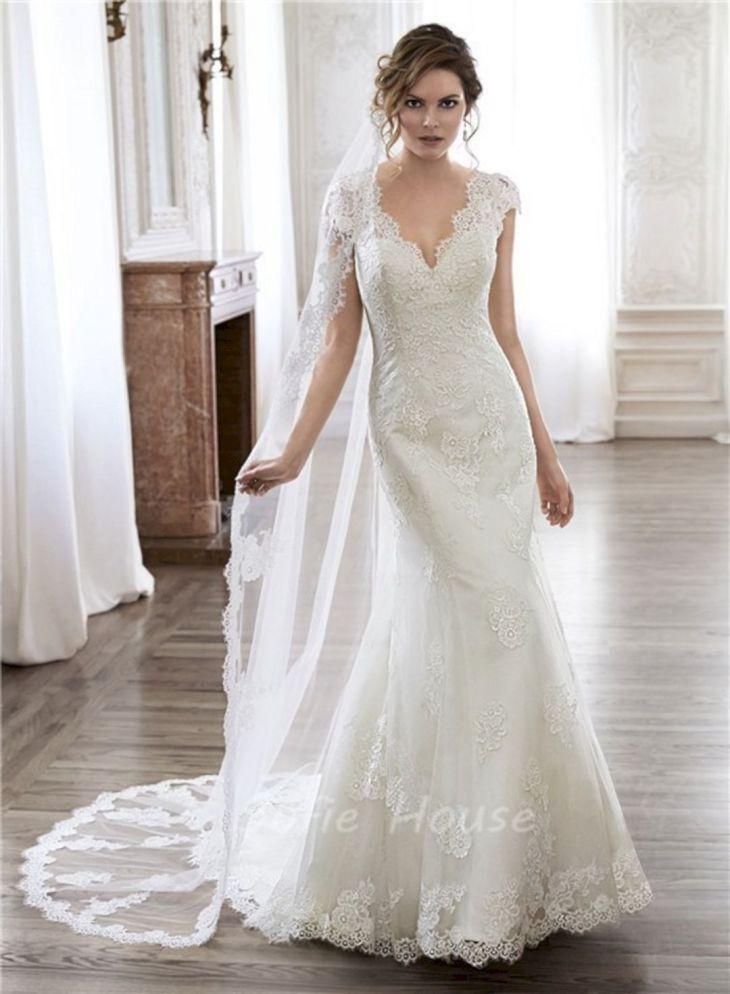 Best Open Back Lace Wedding Dress Ideas Dress ideas Lace