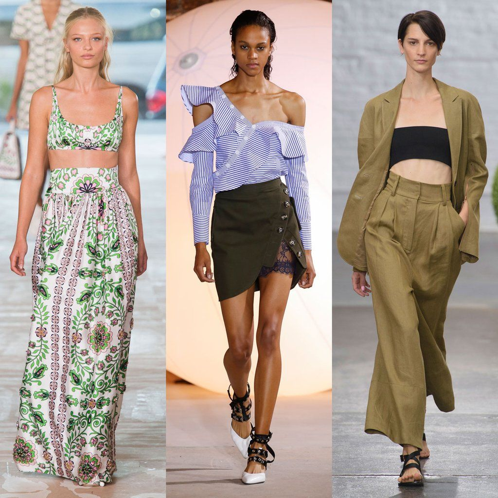 The 8 Biggest Trends From New York Fashion Week   Fashion weeks     Fashion