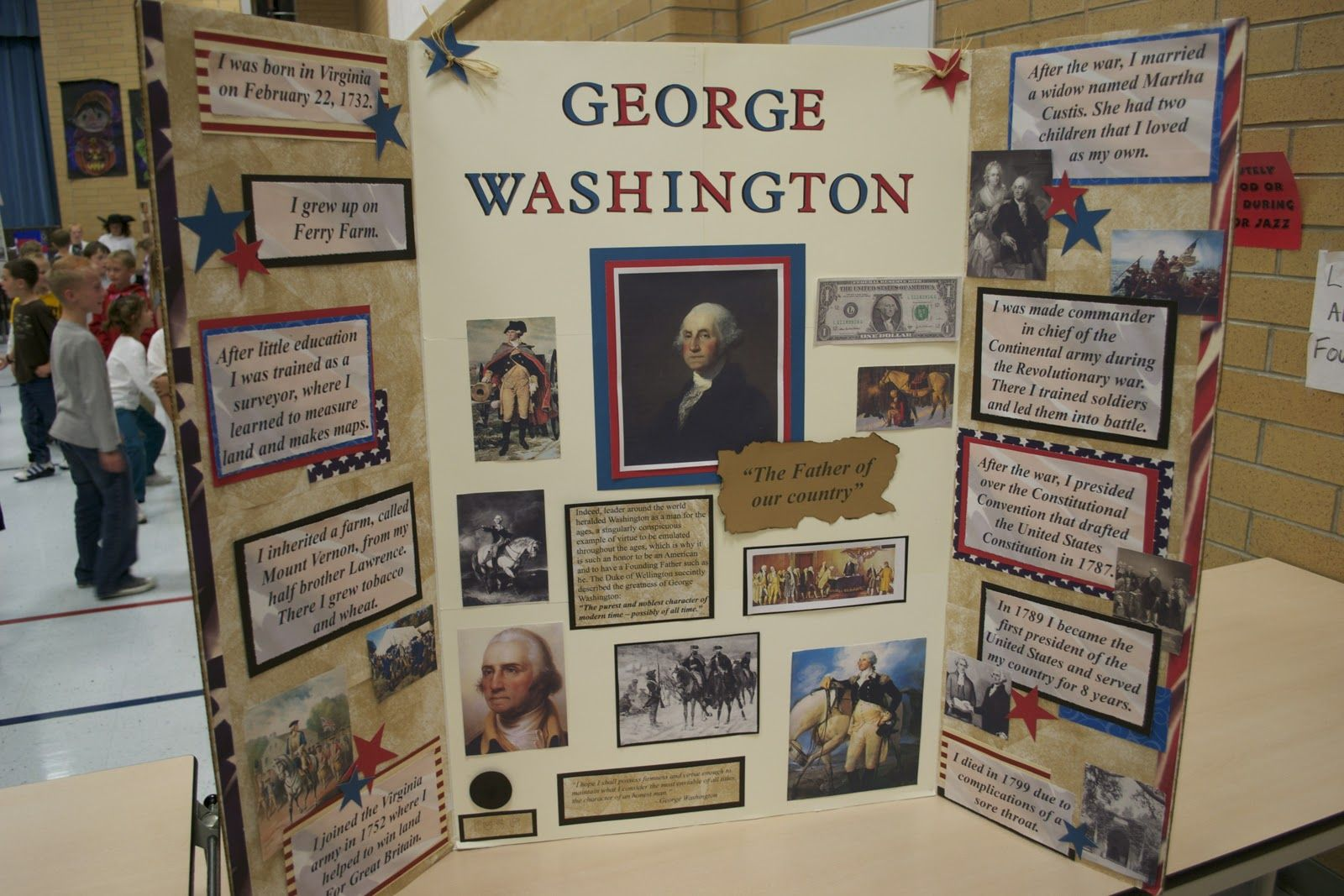 Great Ideas For Doing A Wax Museum Book Report At Your School With Printables And Pictures To