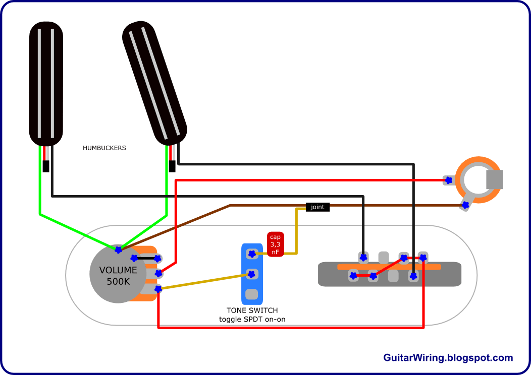 Diagrams And Tips: Hot Telecaster