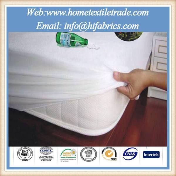 Premium Hypoallergenic Terry Waterproof Mattress Protector Vinyl Free In Juneau Https Www
