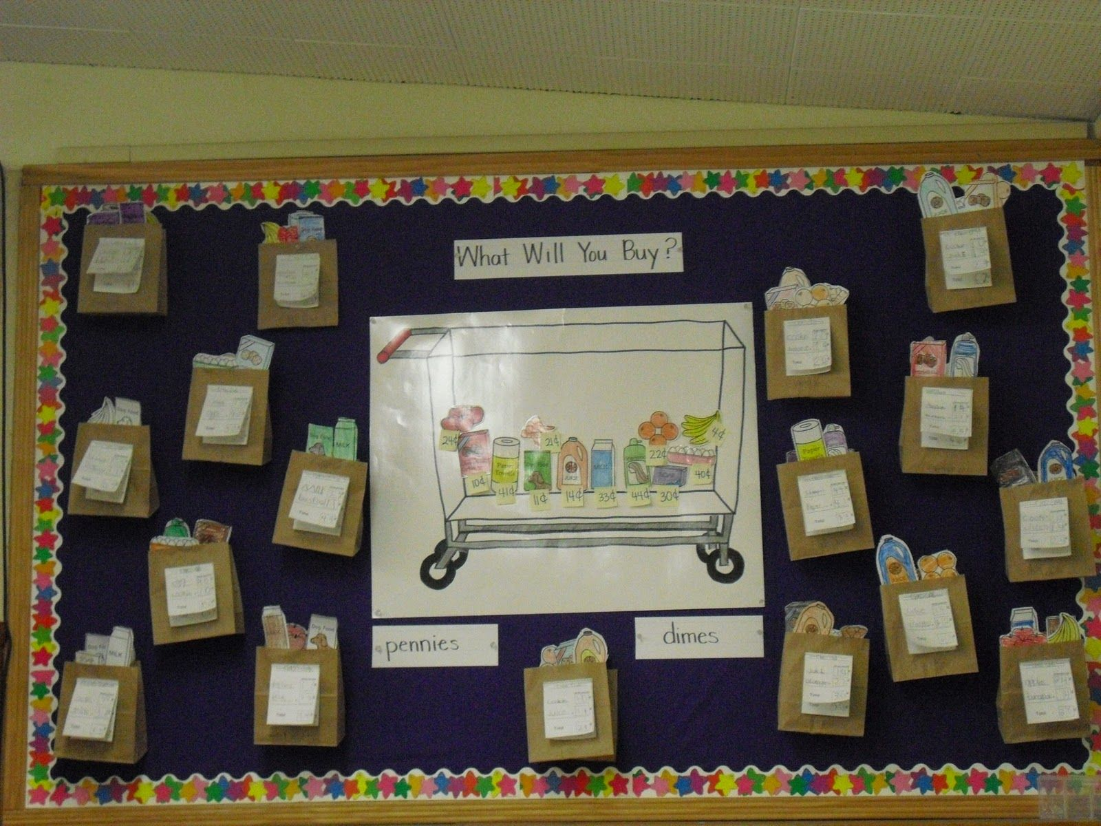Money Bulletin Board For Kids