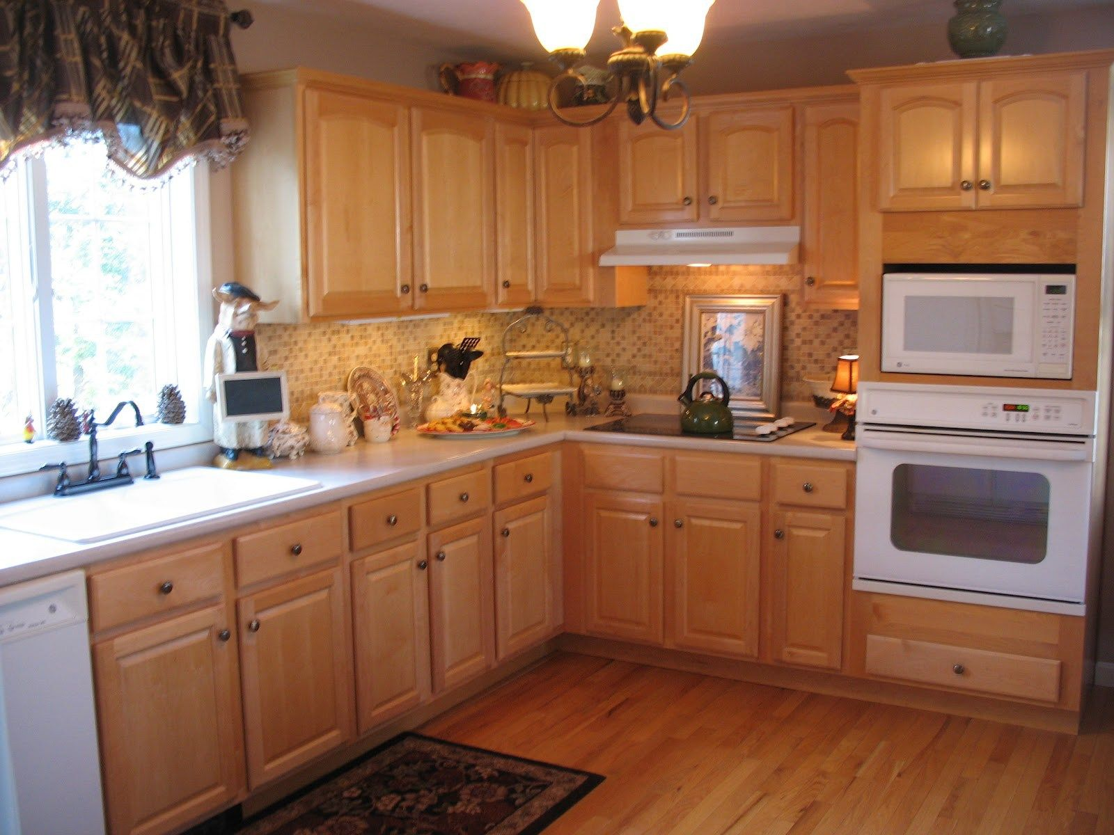 Kitchen Cabinets Paint Color Maple Kitchen Cabinets Paint