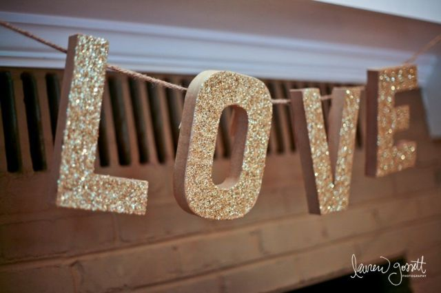 Image result for glitter block letters