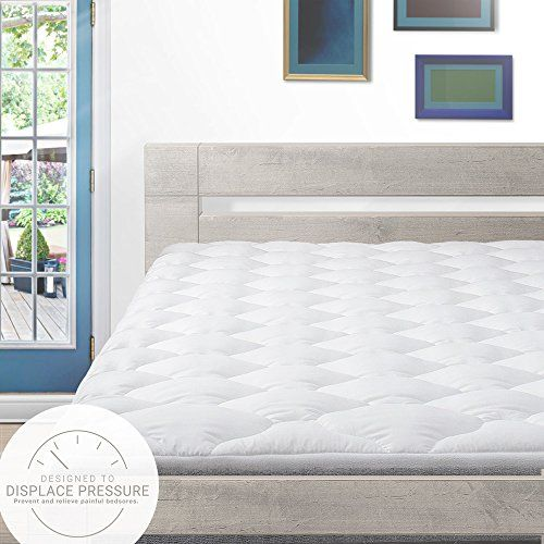 Bed Sore Relief Pillow Top Mattress Pad With Ed Skirt American Made Twin This Premium Quality Sized By Cardinal