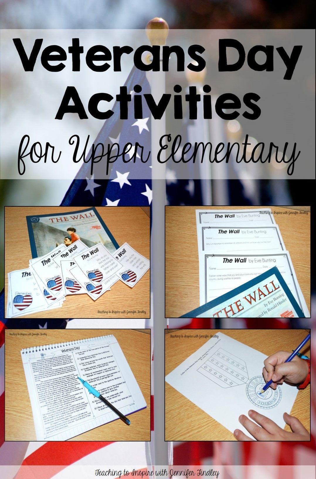 The 25 Best Veterans Day Activities Ideas