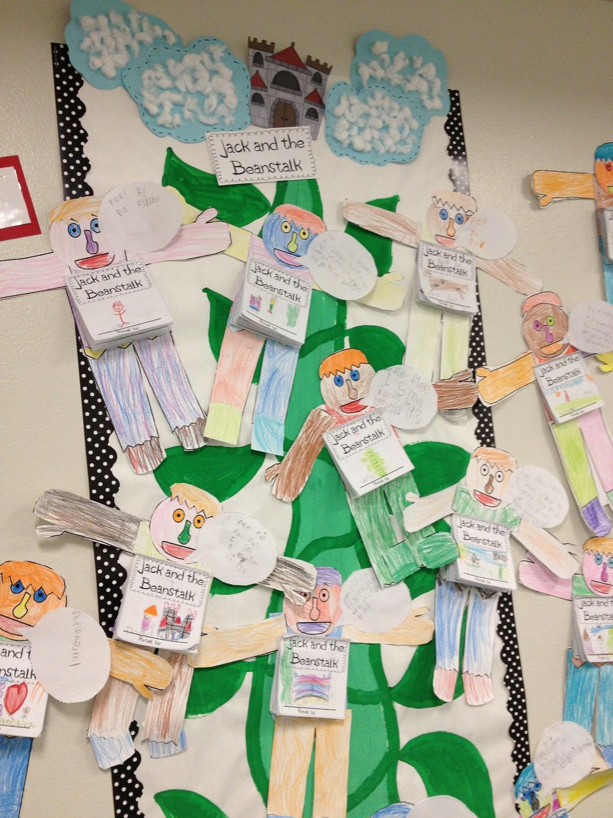 Little Bird Kindergarten Jack And The Beanstalk Writing The Story Elements Craftiviity