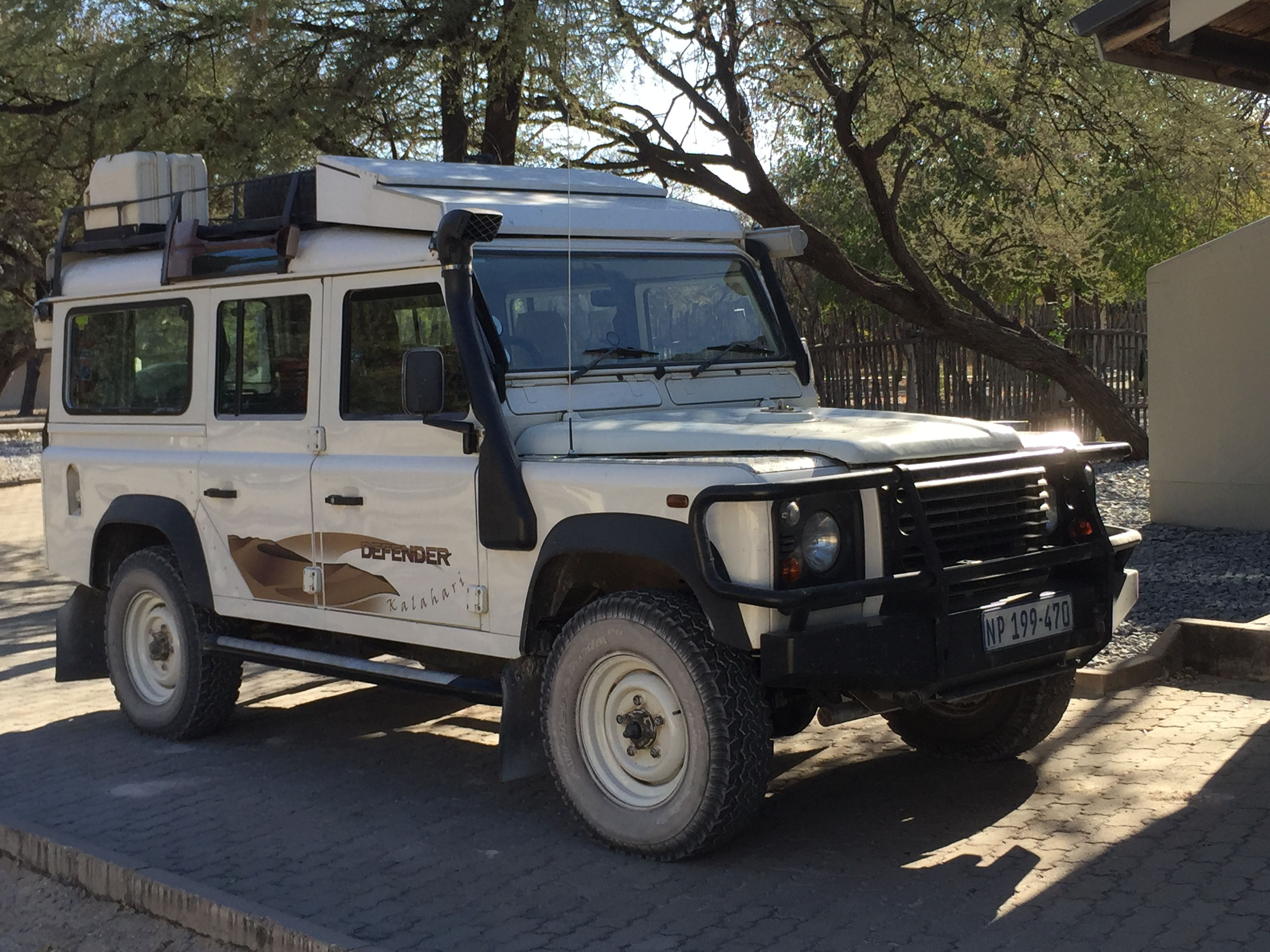Pin by Will Headapohl on Land Rover Defender Kalahari Edition in