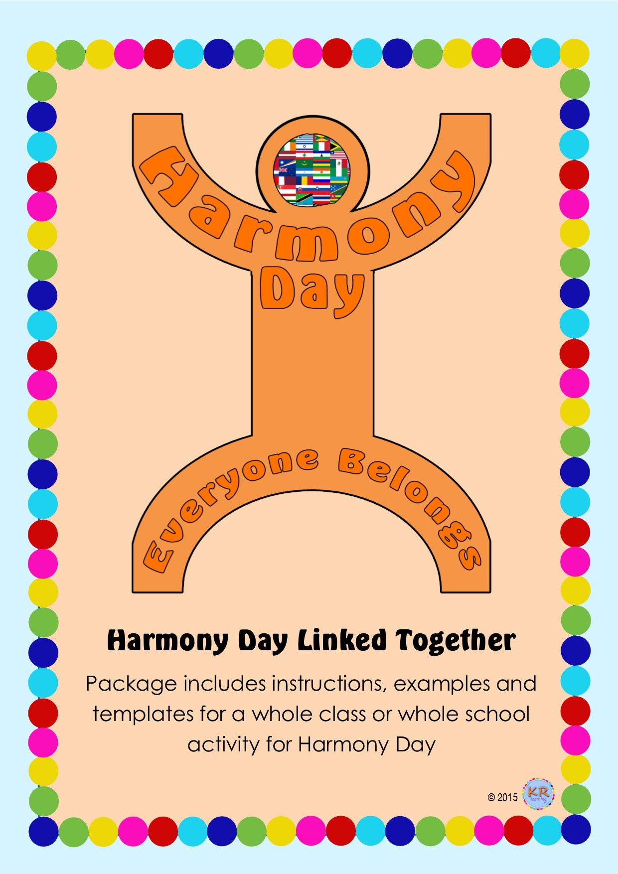 Harmony Day Linked People