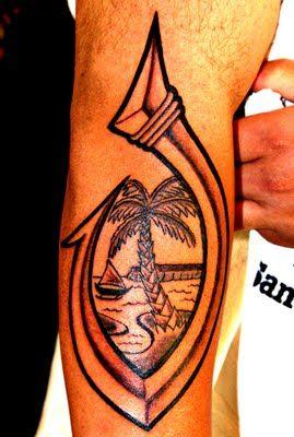 guam tattoo on pinterest