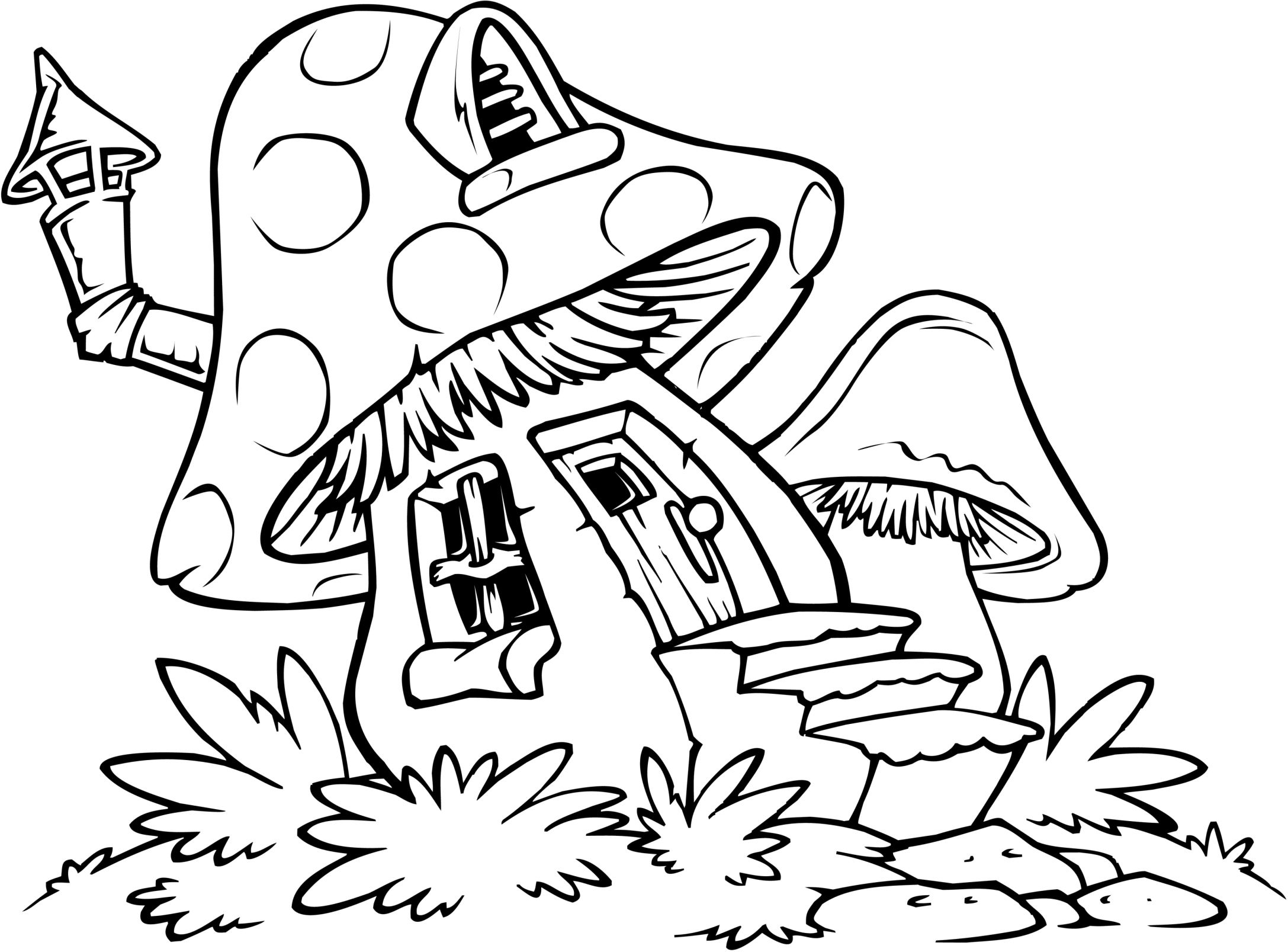 Printable Camplicated Coloring Pages