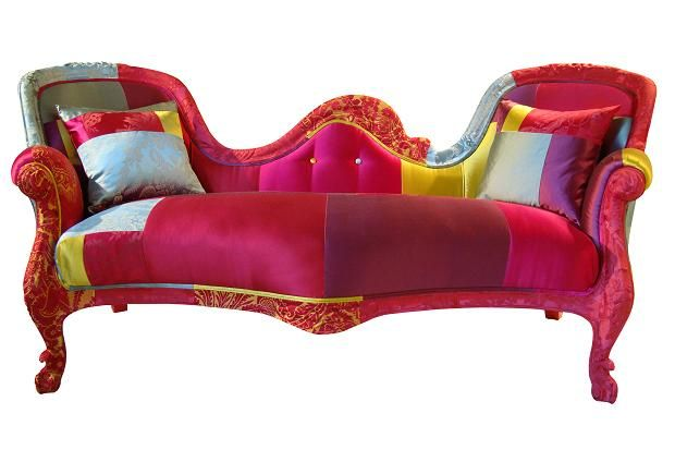 Loud And Proud The Rise Of Funky Sofa Interiors Search